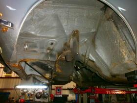 restauro A.R.Giulia gt 2000 veloce -